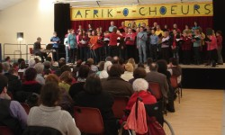 Afrik-O-Choeurs 2013