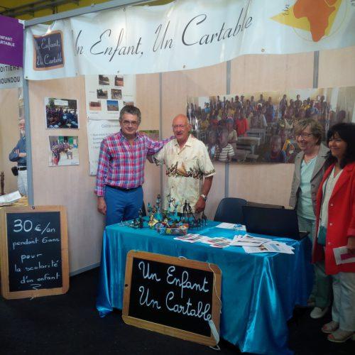 journée des associations Poitiers 2016